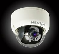 MESSOA NDF301-HN5 3-Megapixel Indoor Dome IP Security Camera