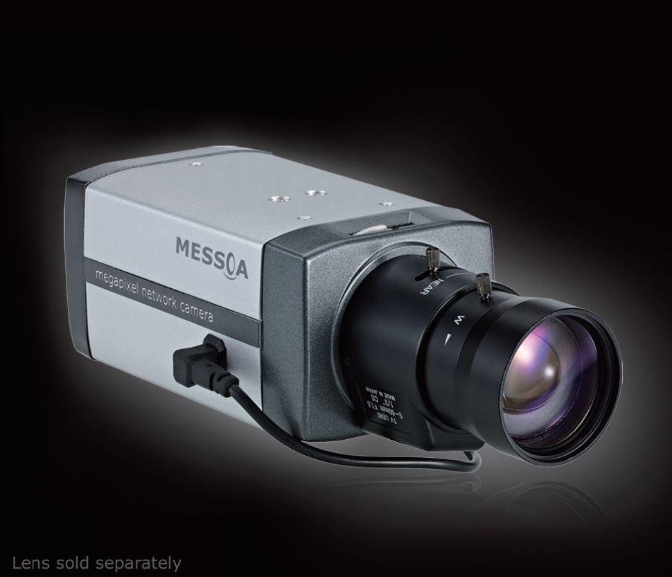 Driver for MESSOA NCB858 IP Camera