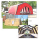 A2Z MCIAS Inflatable Air Shelter Medium size stand-alone tents