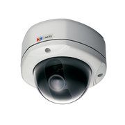ACTi TCM series Megapixel Vandal Proof IP Dome Camera