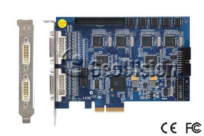 Geovision GV-1480B 16ch DVR Capture Card 480fps