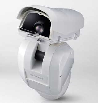 Samsung SCU-2370 PTZ camera system is a traditional style Pan/tilt/Zoom Camera