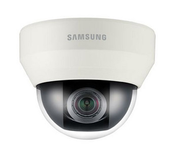 Samsung SND-5084 1.3 Megapixel 720P HD IP Dome Camera