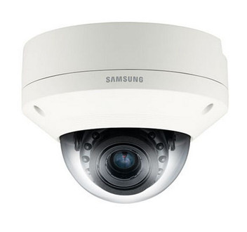 Samsung SNV-6084R 1080P HD Infrared Vandal IP Dome Camera
