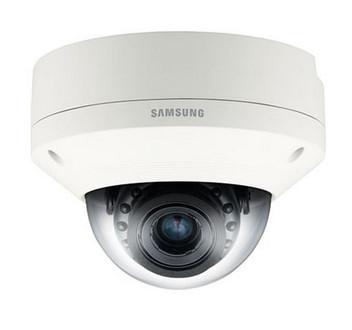 Samsung SNV-6084R 1080P HD Infrared Vandal IP Dome Camera