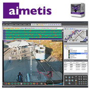 Aimetis Symphony SYM-SV-SL-E Enterprise NVR Video Analytic Software