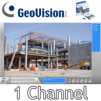 Geovision GV-NR001 NVR Software 1ch