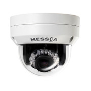 Messoa Vandal Proof Weatherproof Megapixel HD Dome IP Network Security Camera