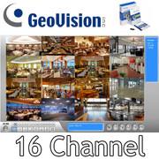 Geovision GV-NVR 16 Channel NVR Software