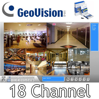 Geovision GV-NVR 18 Channel License