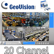 Geovision GV-NVR 20 Channel License