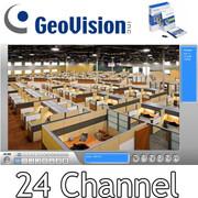 Geovision GV-NVR 24 channel NVR software