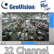 Geovision GV-NVR 32 Channel NVR Software
