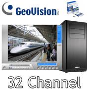 Geovision 32 Channel PC NVR System