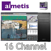 Aimetis Symphony 16 channel PC NVR