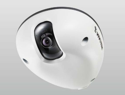 VIVOTEK MD7560X 720p Compact HD WDR  Dome Camera