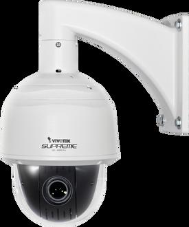 Vivotek SD8314E D1 PTZ 18x Zoom Extreme Weatherproof Dome Camera