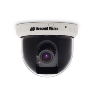 Arecont Vision D4S-AV3115v1-3312 Color Megapixel IP Dome Camera