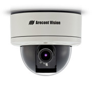 Arecont Vision D4SO-AV1115DNv1-3312 Vandal Proof Dome IP Camera