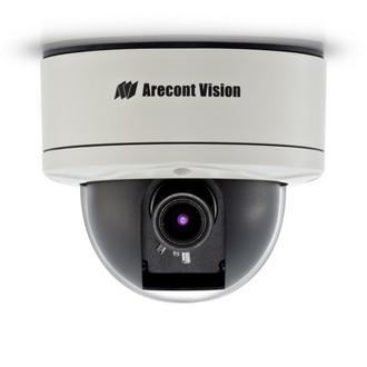 Arecont Vision D4SO-AV5115v1-3312 5 Megapixel Vandal Dome IP Camera