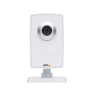 Axis M1014 Megapixel Cube Security Camera