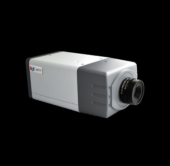 ACTi D22F 5 Megapixel Box IP Security Camera