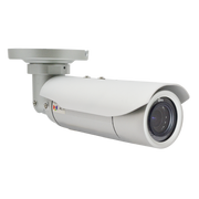ACTi E46 3 Megapixel WDR Infrared Bullet IP Security Camera