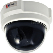 ACTi D51 1MP 720P HD Color IP Dome Security Camera