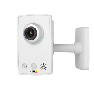 Axis Wireless M1031-W Cube IP Security Camera