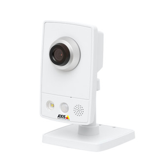Axis M1033-W Wireless IP Network Cube Security Camera