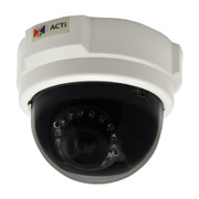 ACTi E52 1MP 720P Infrared Dome IP Security Camera