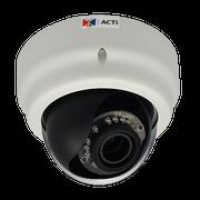 ACTi E65 3 Megapixel HD IR Dome IP Security Camera