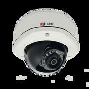 ACTi E74 3 Megapixel Vandal Proof Superior WDR IR Dome IP Camera