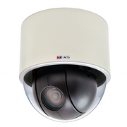 ACTi I91 720P HD WDR Dome IP PTZ Camera 30x
