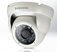 Samsung SCD-2021R IR Dome Security Camera