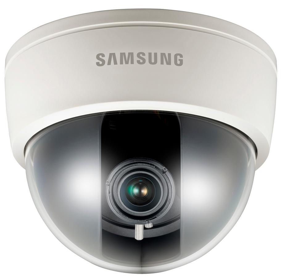 samsung scd 3083 700tvl dome security camera zoom. Black Bedroom Furniture Sets. Home Design Ideas