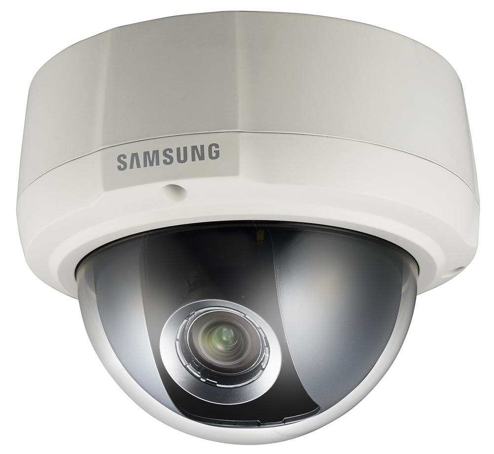 samsung scv 3083 700tvl wdr vandal proof dome security camera. Black Bedroom Furniture Sets. Home Design Ideas
