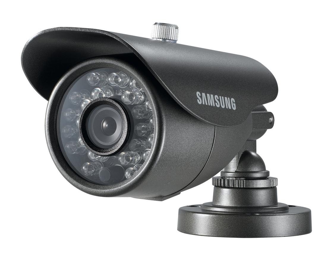 samsung sco 2040r cctv ir bullet security camera cmos 650tvl. Black Bedroom Furniture Sets. Home Design Ideas