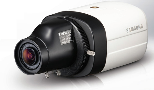 Samsung SCB-2005 700TVL CCTV Box Security Camera