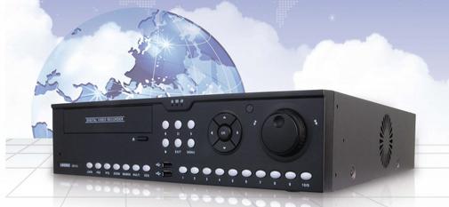 Unitek UDR-816E 16ch DVR 480fps D1