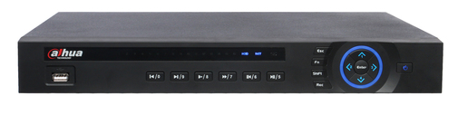A2Z TruView T-DVR4E 4 channel DVR System