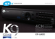 KTNC K9-A400 4 channel 960H DVR 120fps Real-time