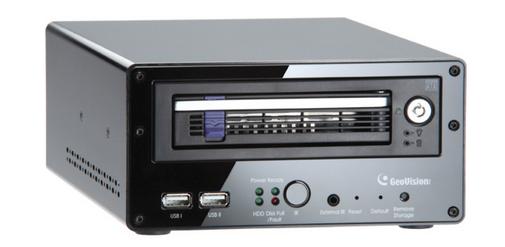 Geovision GV-LX4C3D1 GV-COMPACT DVR V3 4 channel 1 HDD bay
