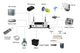 Everfocus EMV800 8ch Mobile DVR Diagram