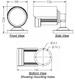 Bosch REG-X LPR Size