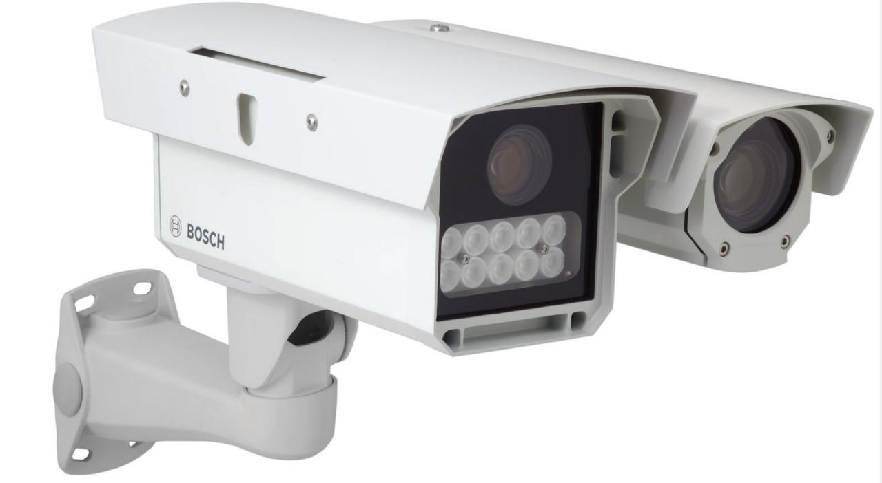 Bosch DINION 7000 VER D2R CCTV License Plate Capture Camera LPR