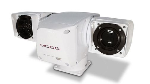 MOOG EXO GeminEye PTZ Camera System