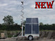 A2Z MMST-AZ1 4G Solar Powered Security Surveillance Trailer