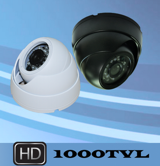 1000TVL IR Ball Camera AZEC10F6ES