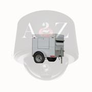 A2Z MMST-LPR Covert Surveillance Trailer